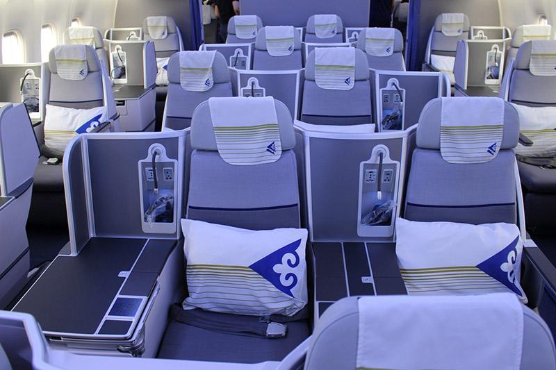 هواپیمای بوئینگ ایر آستانه