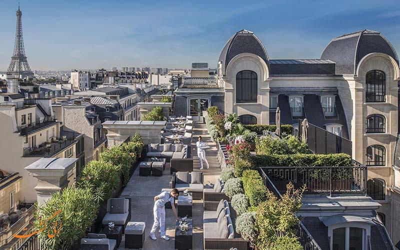 معرفی بهترین هتل های پاریس برای سفر به فرانسه