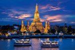 ۴ روز رویایی در بانکوک