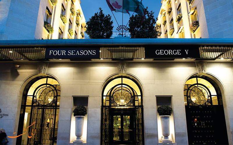 معرفی بهترین هتل های ارزان پاریس