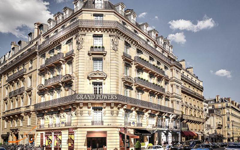 بهترین هتل پاریس برای رزرو اتاق