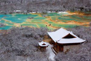 هوانگلانگ - جاذبه های طبیعی
