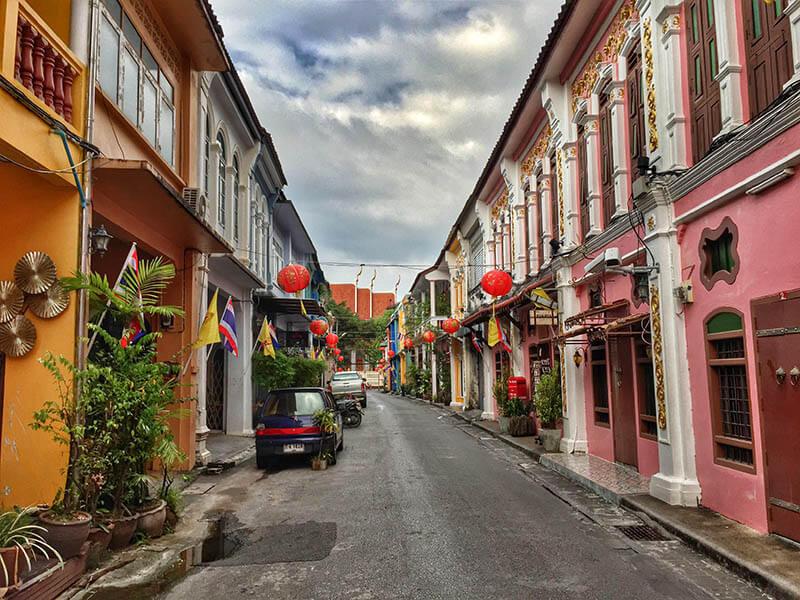 شهر قدیمی پوکت