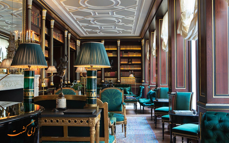 بهترین هتل های 5 ستاره پاریس