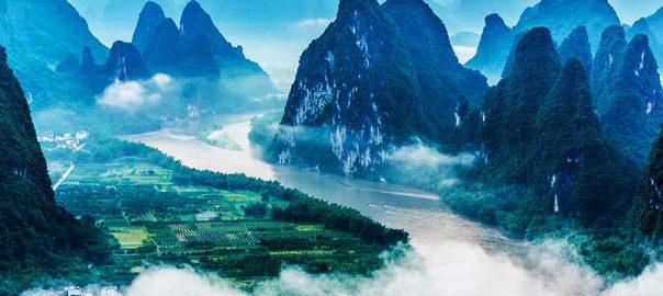 رودخانه لی چین