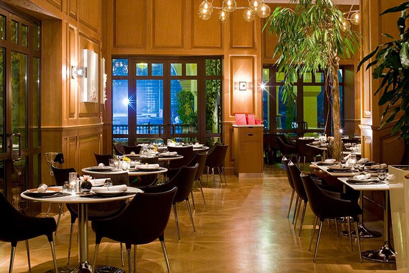 رستوران مارگواکس (MARGAUX)