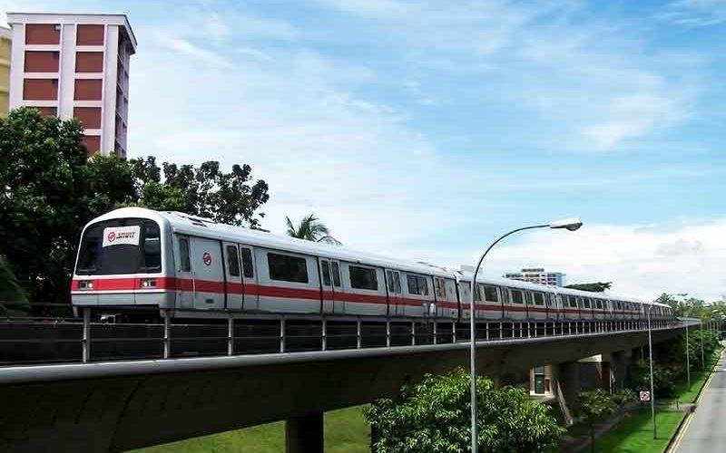 قطار سنگاپور