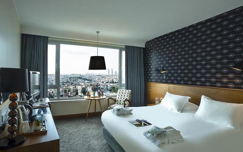 هتل Marmara استانبول
