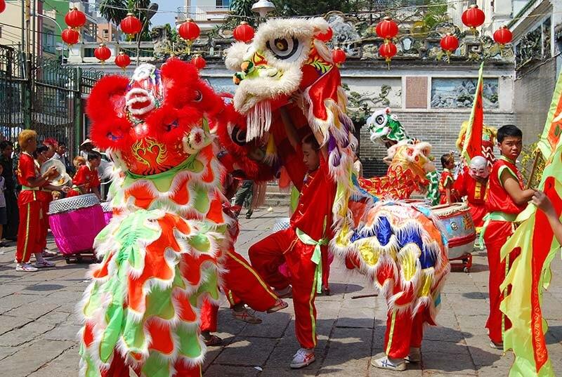 سال نوی چینی ها | تور تایلند