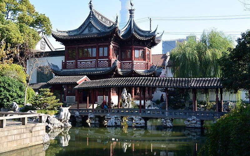 شهر قدیم شانگهای