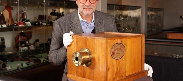 قدیمی ترین دوربین عکاسی جهان