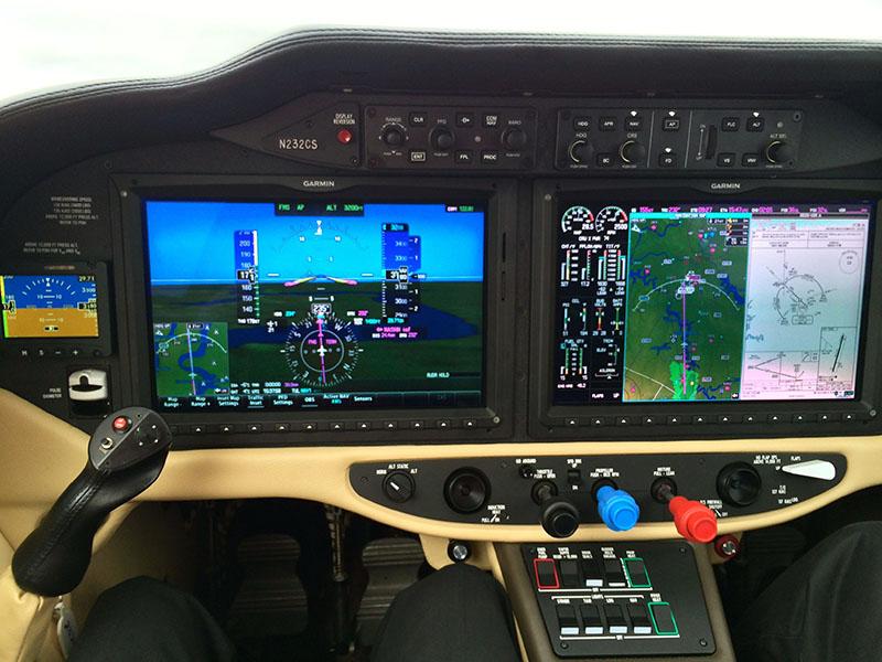 خلبان اتوماتیک | فرود هواپیما