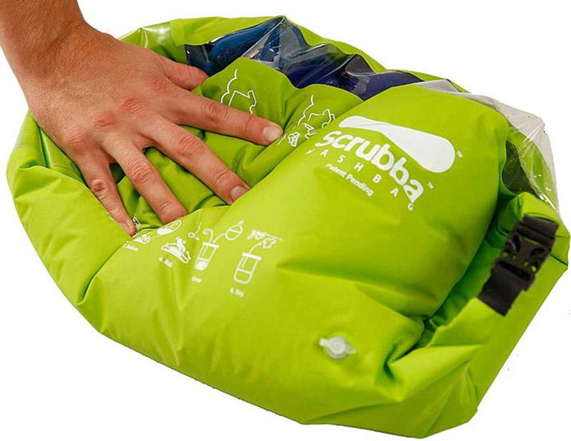 ماشین لباس شویی قابل حمل