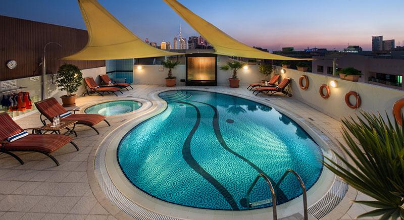 هتل دبی