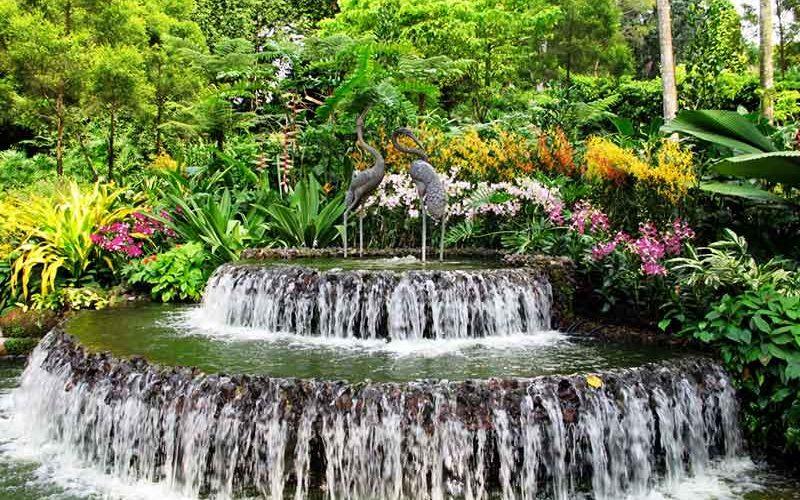 باغ های سنگاپور