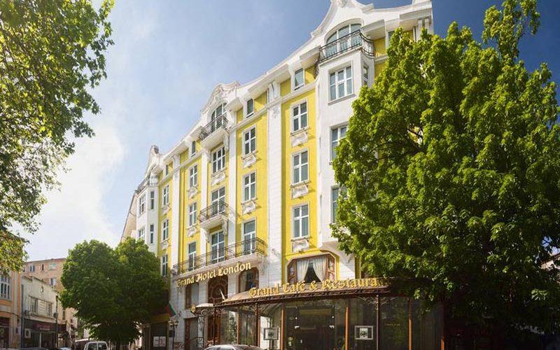 هتل 5 ستاره گراند لندن وارنا