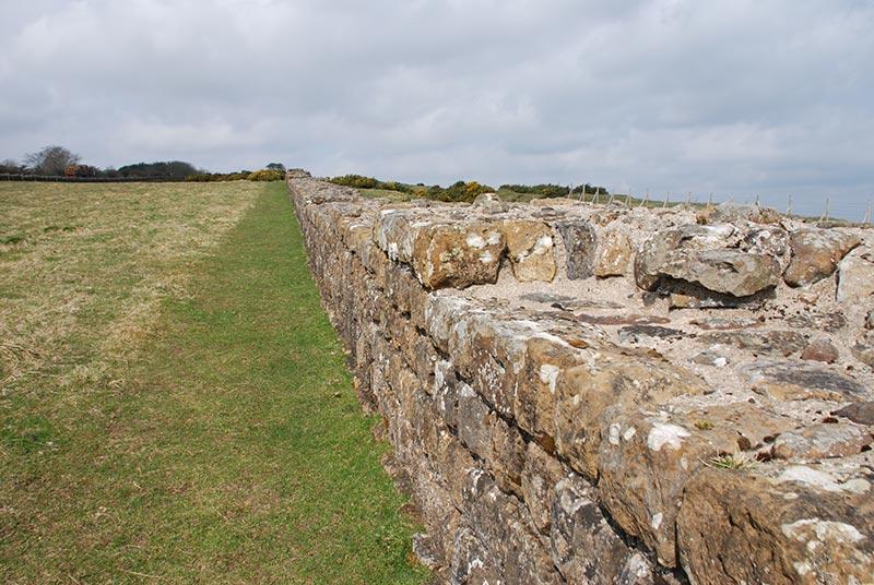 دیوار هادریان