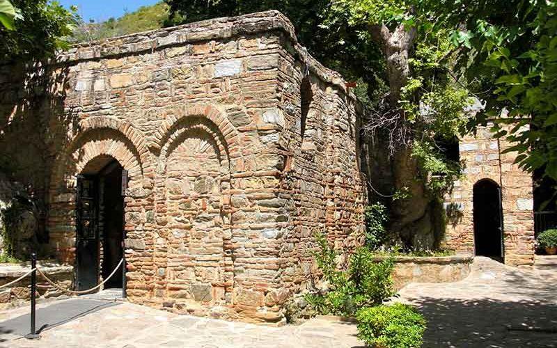 خانه مریم مقدس در افسوس