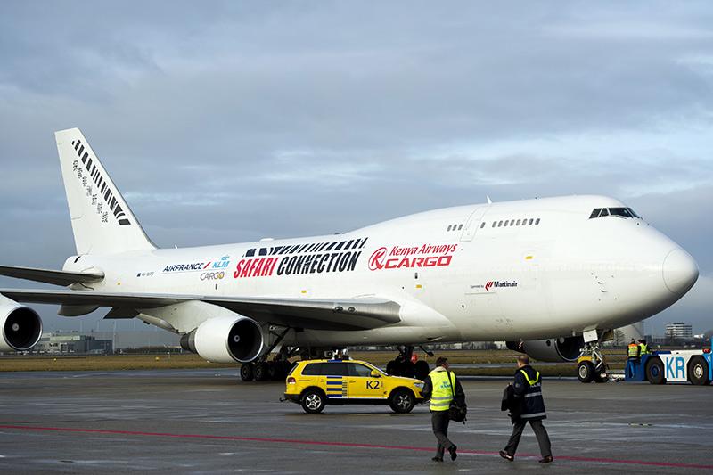هواپیمایی کنیا ایرویز