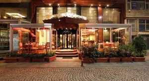 هتل کروانسرای استانبول