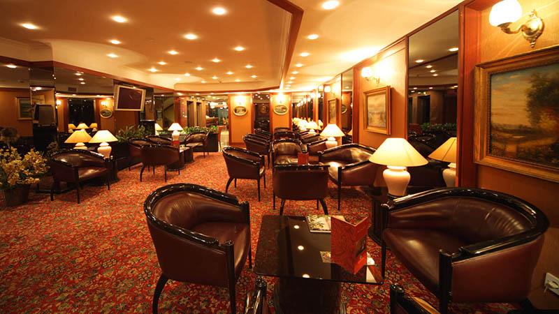 لابی هتل کروانسرای استانبول