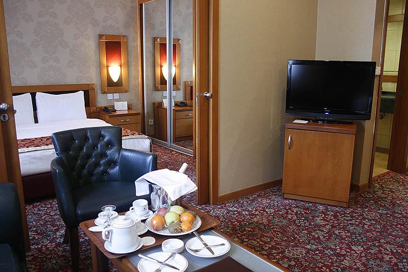اتاقی از این هتل
