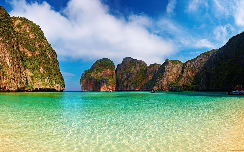 کوه فی فی له تایلند