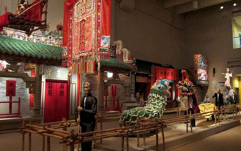 موزه تاریخ هنگ کنگ