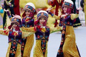 آئین نوروز در کشور قزاقستان