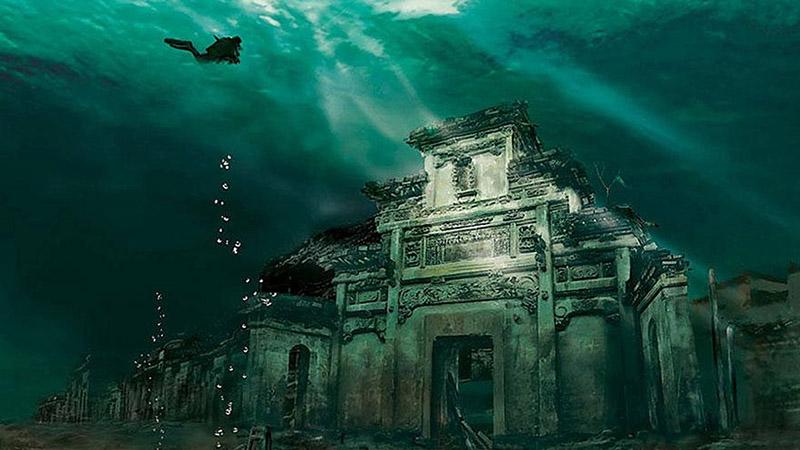 شهر شیچنگ چین