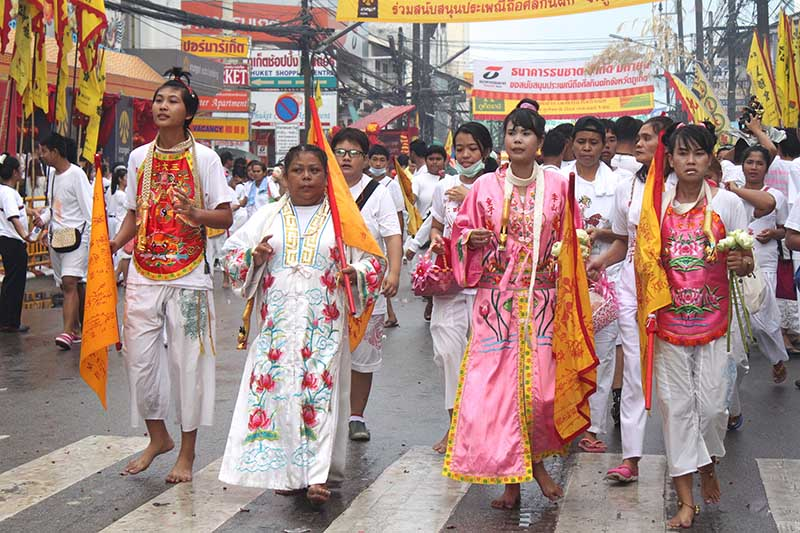 فستیوال گیاهخواری پوکت | تور تایلند