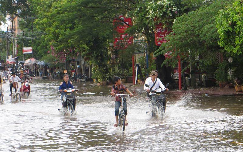 باران تایلند