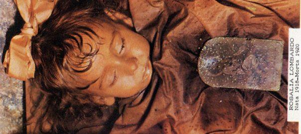 رزالیا لومباردو | کودک مومیایی شده