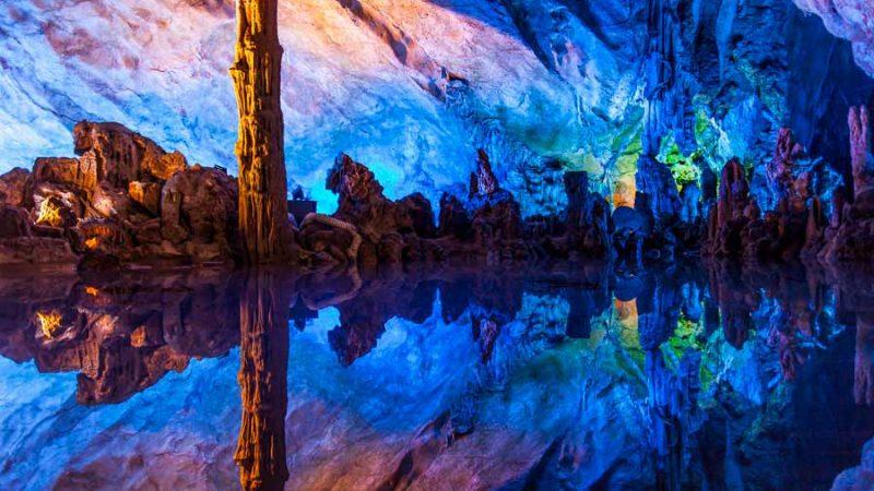 عکاسی در غار