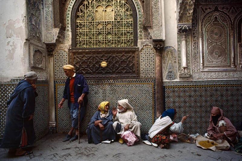 پوشش در مراکش