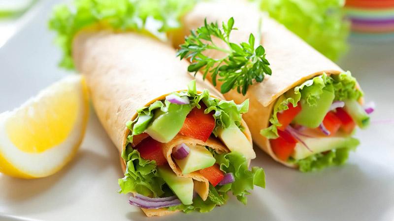 غذای گیاهی در فستیوال گیاهخواری پوکت