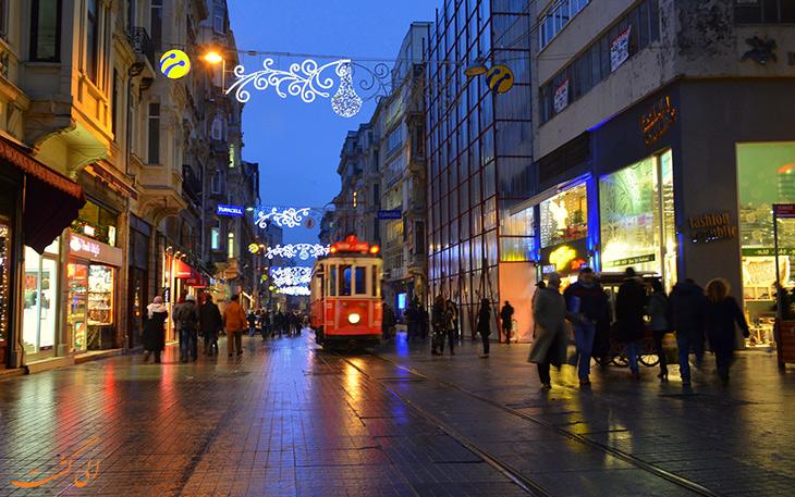 استقلال استانبول