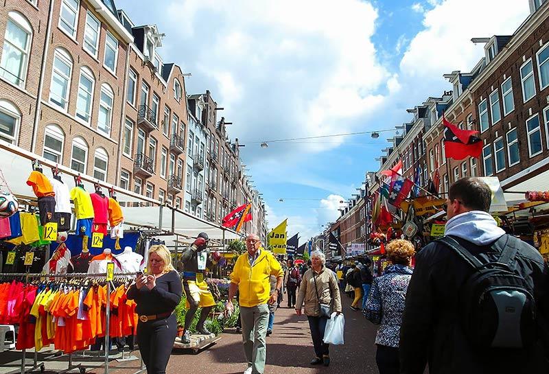 بازار خیابانی آلبرت کویپ