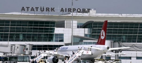 فرودگاه آتاترک