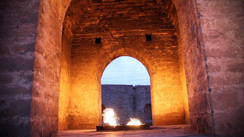 جاذبههای مذهبی در باکو