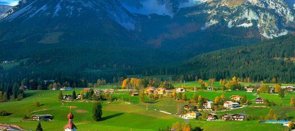 راهنمای سفر اتریش