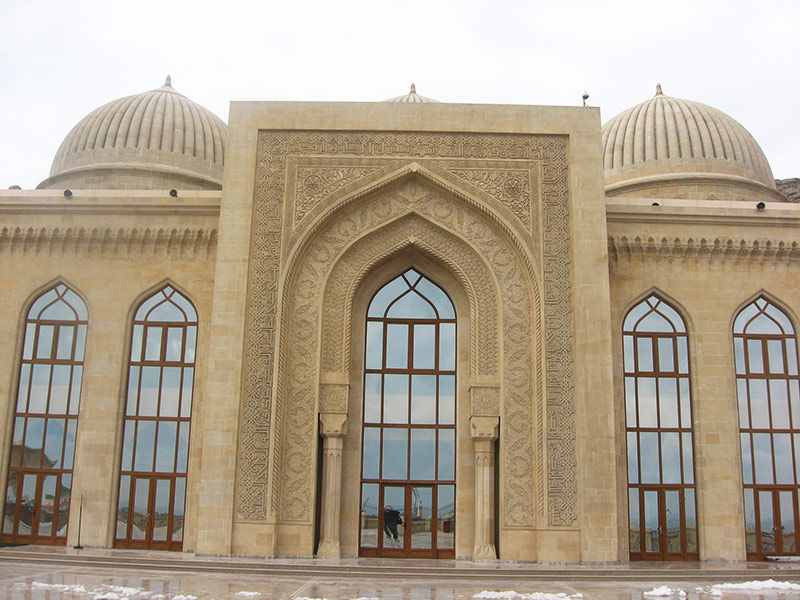 مسجد باکو
