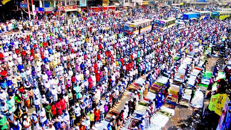فستیوال Biswa Ijtema | سفر به دور دنیا