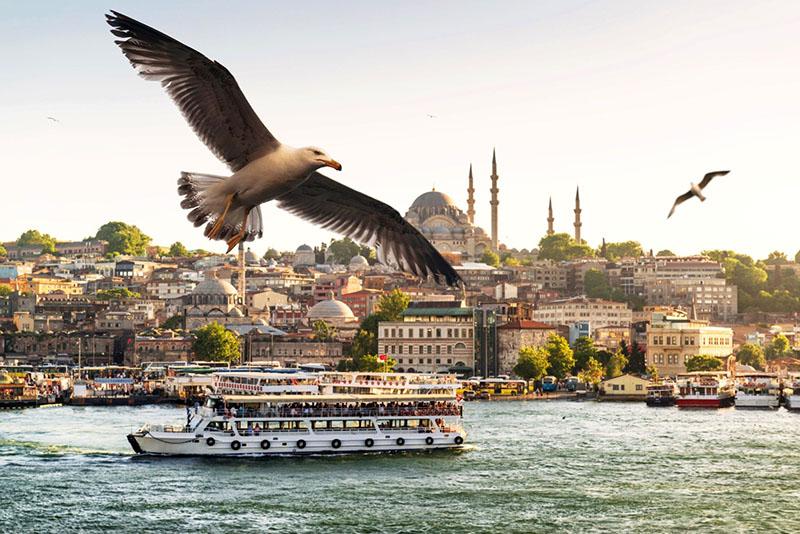 تنگه بسفر | تور استانبول