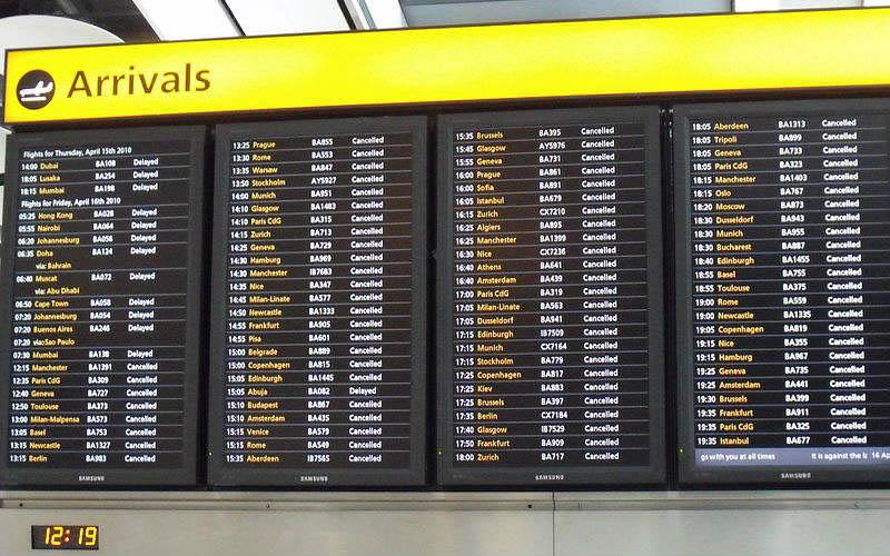 فرودگاه | بیمه مسافرتی