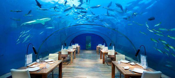 رستوران زیر آب ایتها
