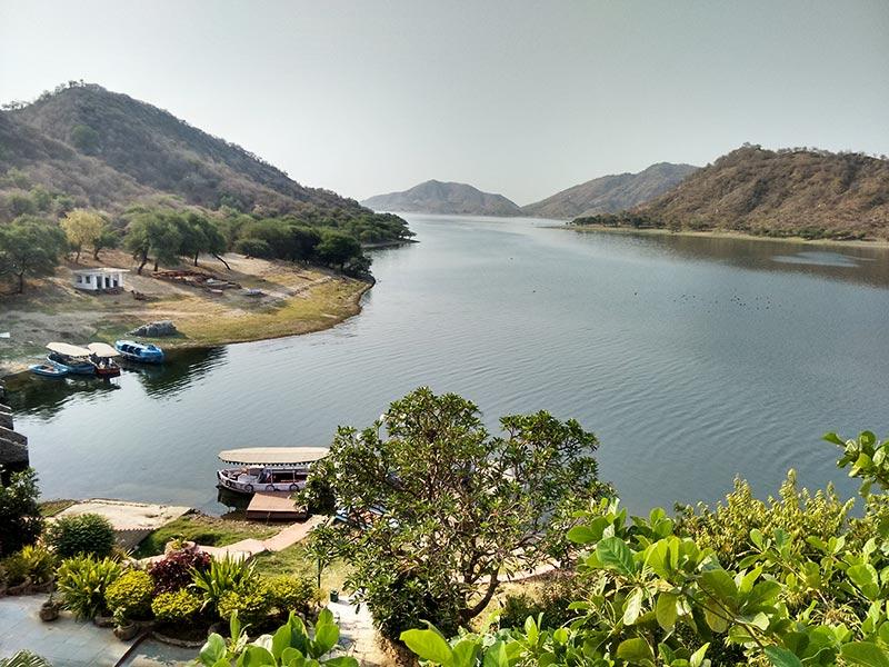دریاچه Jaisamand