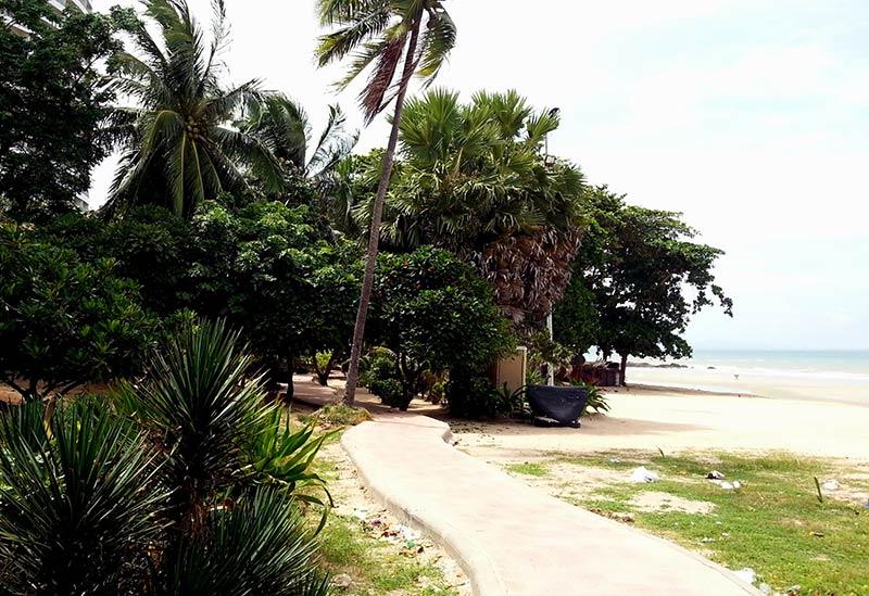 ساحل تفریحی جامتین