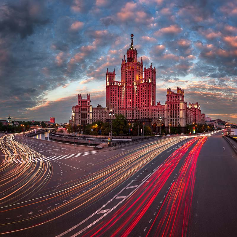 مجتمع مسکونی کاتلنیچسکایا | هفت خواهر مسکو
