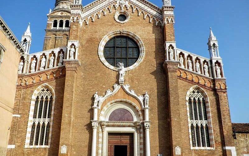 کلیسای زیبای ونیز